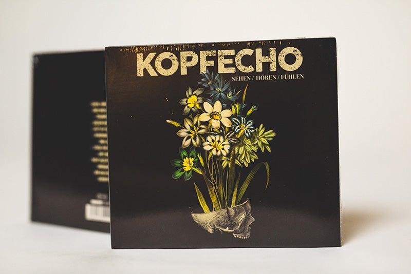 "Image of Album Digipack ""SEHEN / HÖREN / FÜHLEN"""