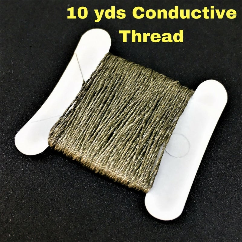 Image of 10 Yards of Conductive Thread