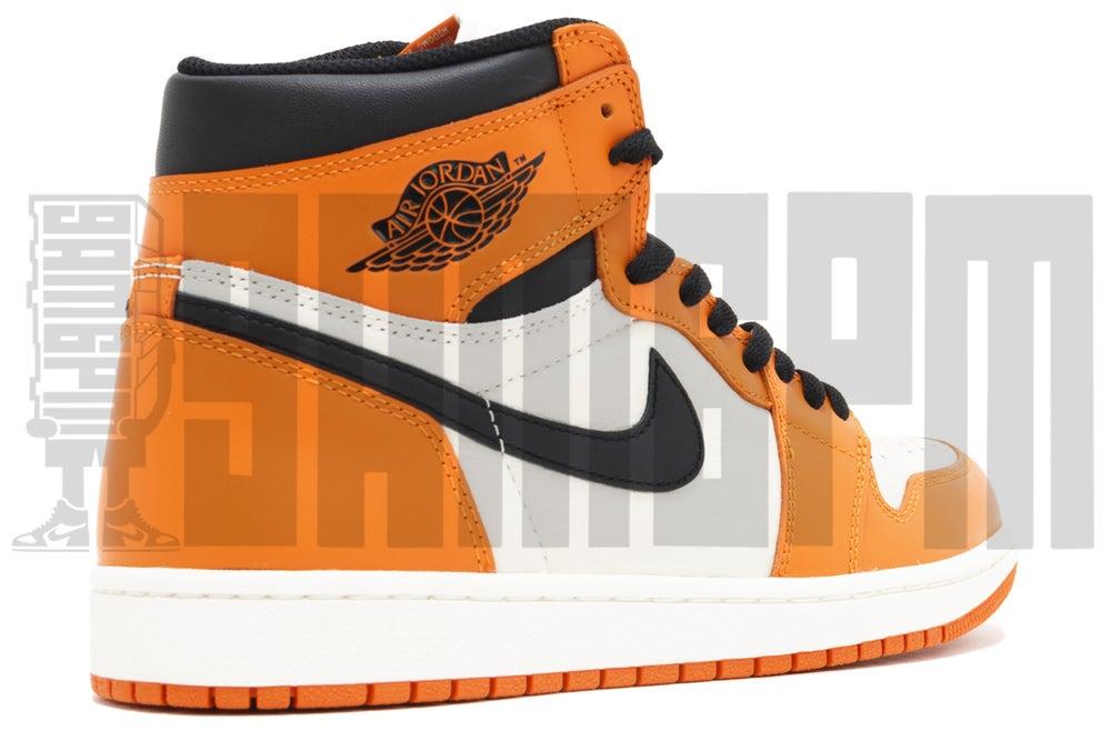 """Image of Nike AIR JORDAN 1 RETRO HIGH OG """"REVERSED SHATTERED BACKBOARD"""""""