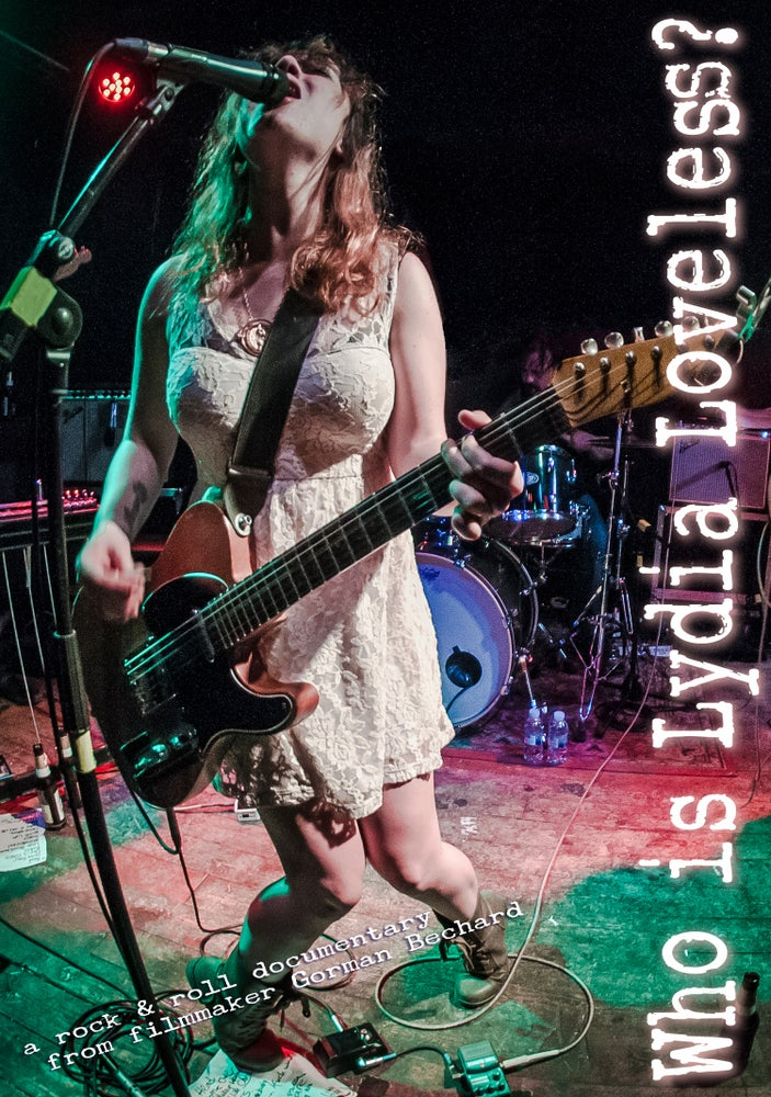 Image of Who is Lydia Loveless? DELUXE DVD