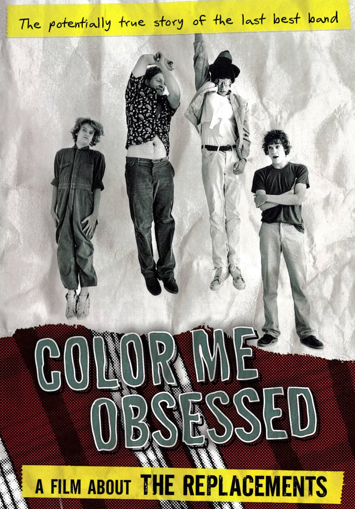 Image of Color Me Obsessed, a film about The Replacements DELUXE 2 DVD EDITION