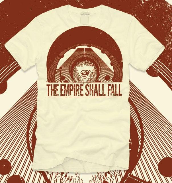 Image of TESF T-Shirt (Organic Cotton) / Free Awaken CD / Ladies Large, Small, XXL Only