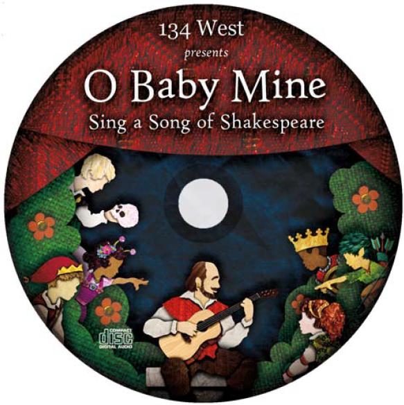 Image of O Baby Mine CD