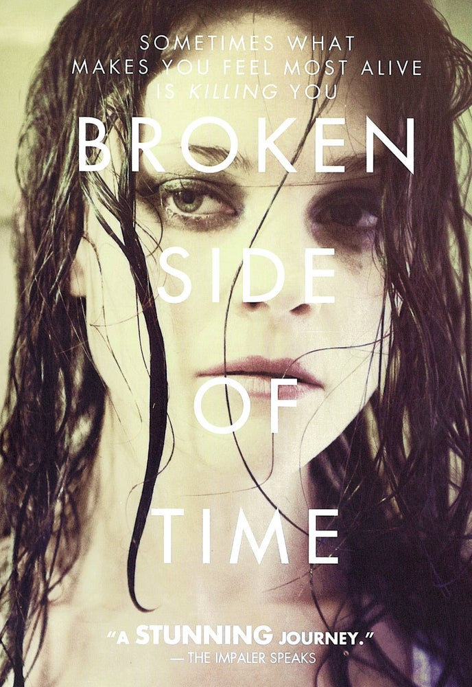 Image of Broken Side Of Time DELUXE DVD