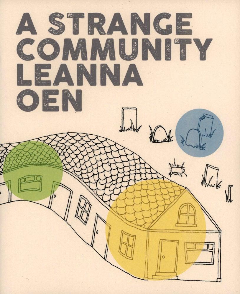 Image of A Strange Community by Leanna Oen