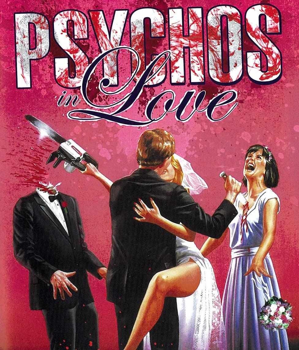 Image of Psychos in Love DELUXE BLURAY/DVD COMBO