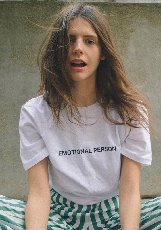 "Image of ""Emotional Person"" T-shirt"