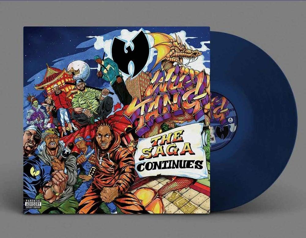 Image of Wu-Tang: The Saga Continues Vinyl