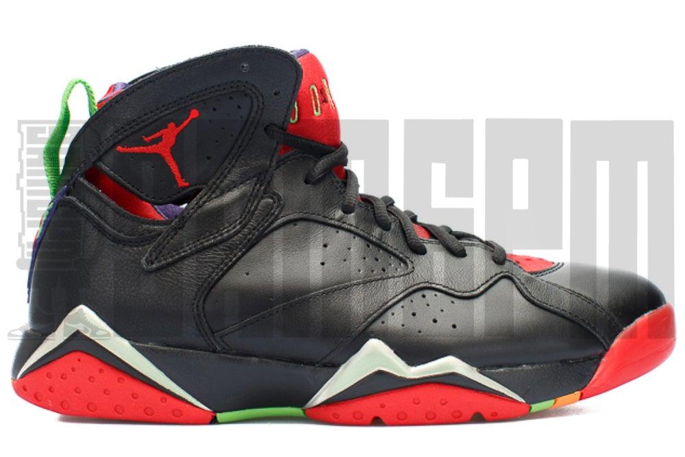 "Image of Nike AIR JORDAN 7 RETRO ""MARVIN THE MARTIAN"""
