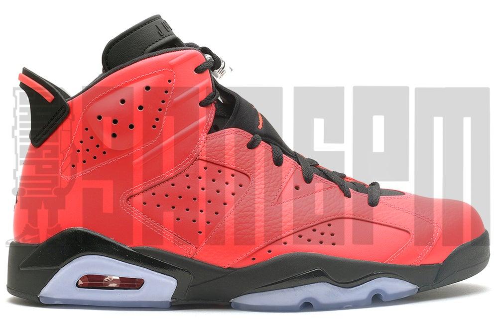 """Image of Nike AIR JORDAN 6 RETRO """"INFRARED 23"""""""