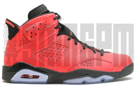 "Image of Nike AIR JORDAN 6 RETRO ""INFRARED 23"""