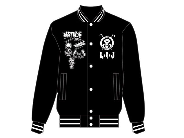 Image of Los INGOBERNABLES de Japon Stadium Jacket