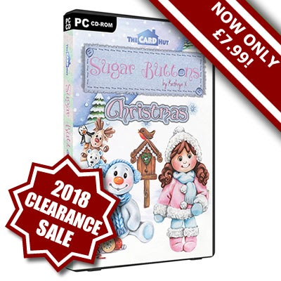 Image of Sugar Buttons Christmas - Free UK Delivery