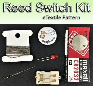 Image of NEW! Reed Switch Kit