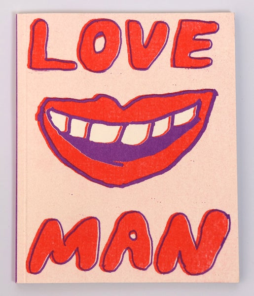 Image of 'Love Man' and Other Stories