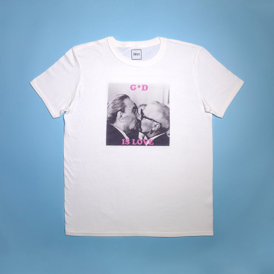 Image of T-SHIRT | G*D IS LOVE