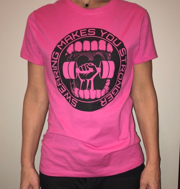 Image of SMYS T-Shrit (Pink)