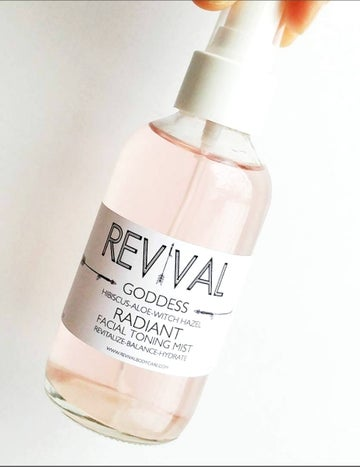 Image of GODDESS RADIANT FACIAL TONING MIST