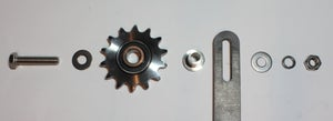 Image of Chain Tensioner for Motorcycle/Chopper/Bobber