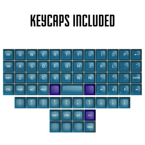 Image of Aurora K-Series Planck & Preonic Keyset