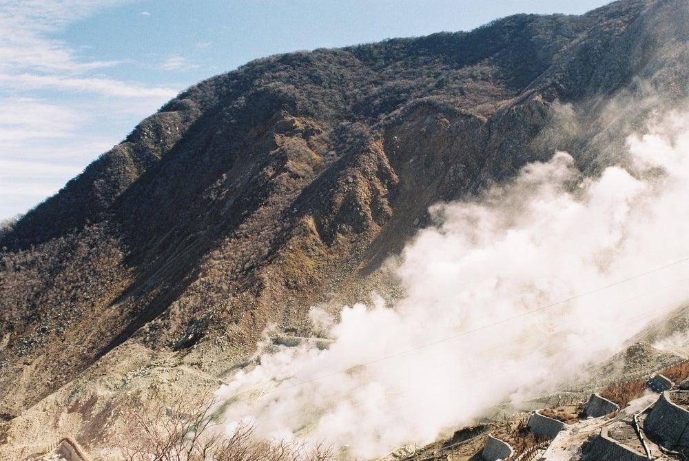 Image of Mount Hakone