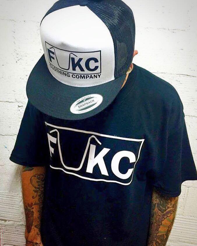 Image of FUKC CLOTHING COMPANY HAT