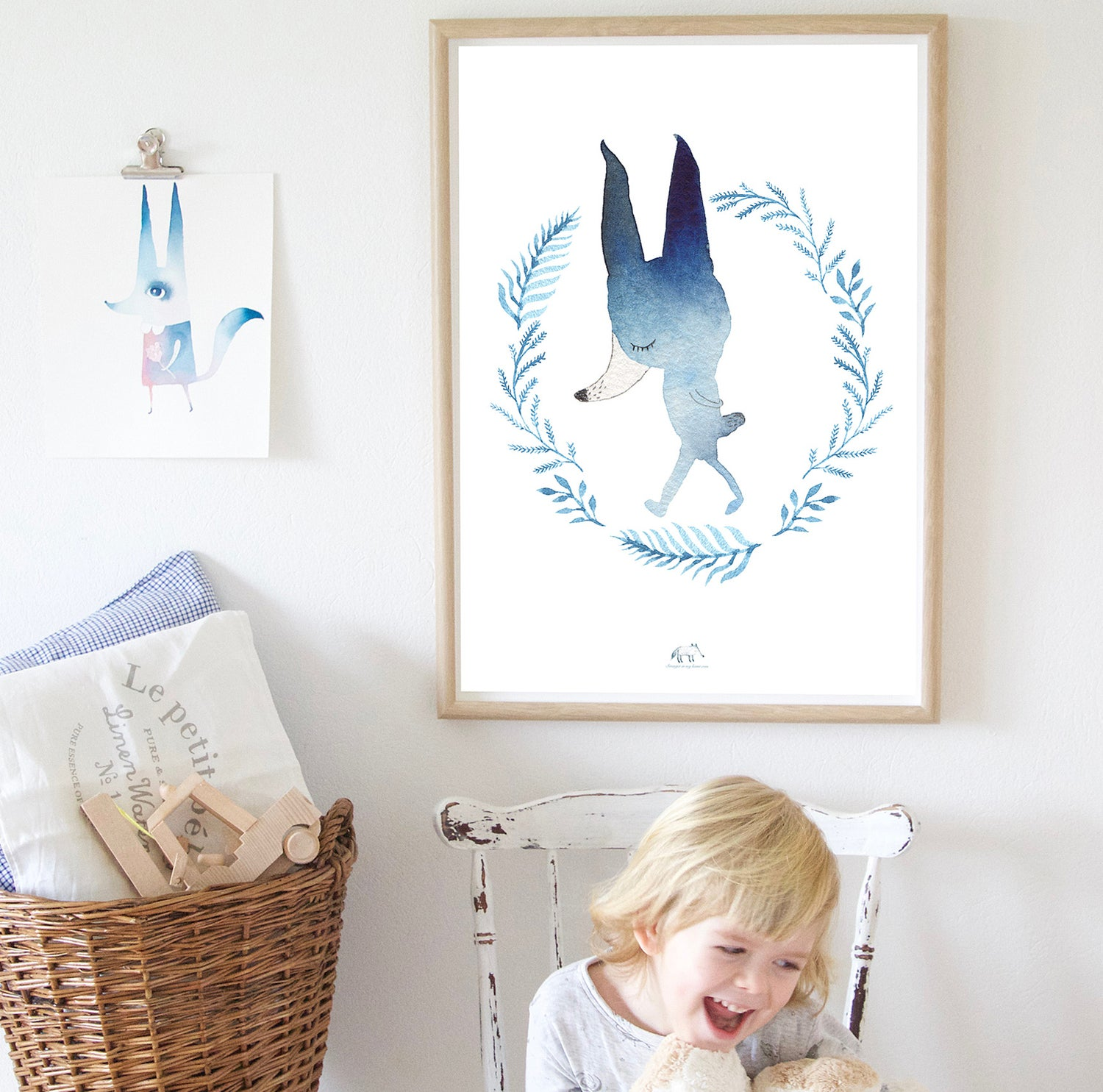 Image of Little Wolf