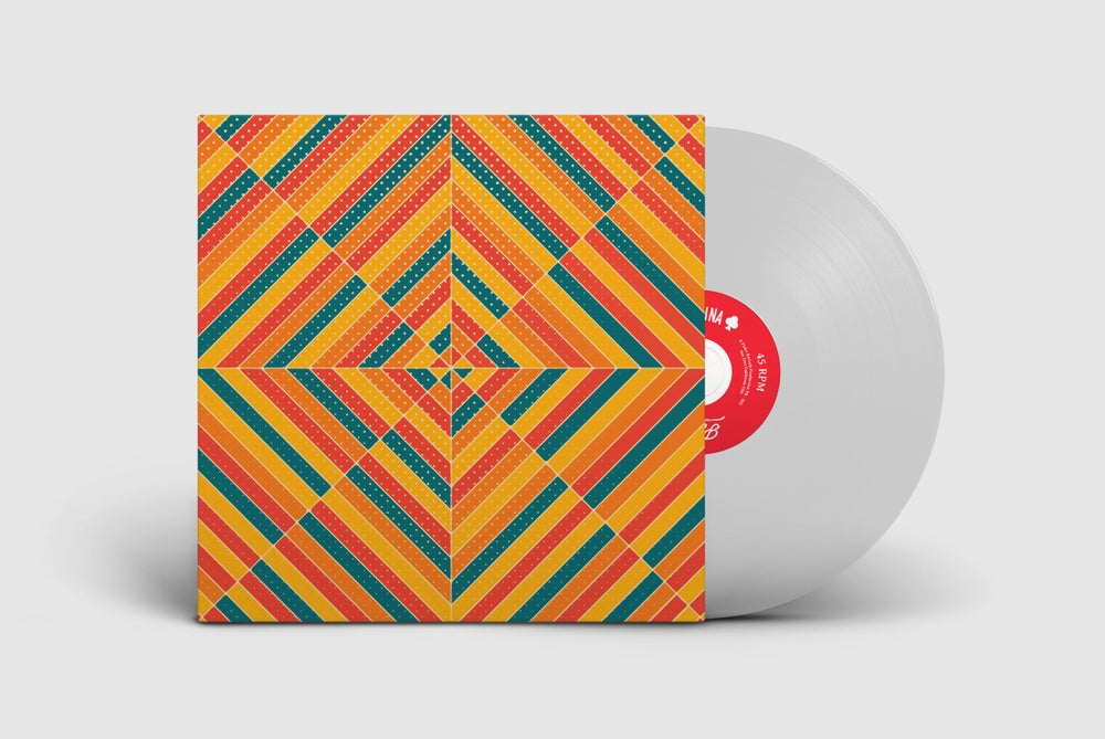 """Image of Casuarina 7"""" 45 rpm On Clear Vinyl - Pre Order Now!"""