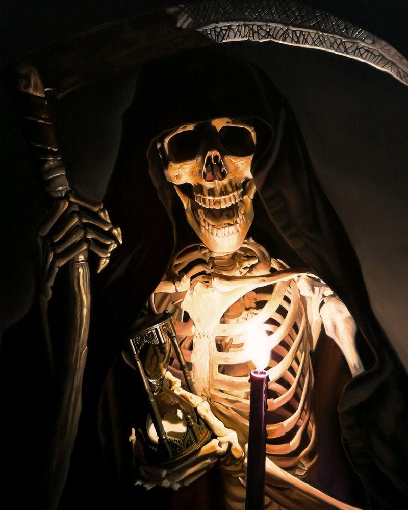 Image of Reaper print