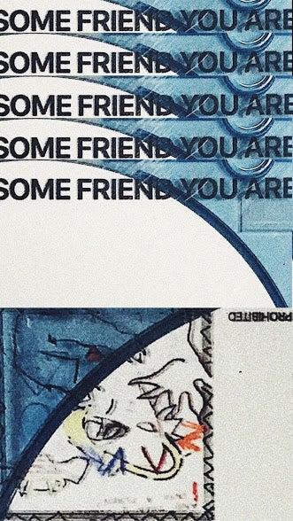 Image of SomeFriendYouAre DVD