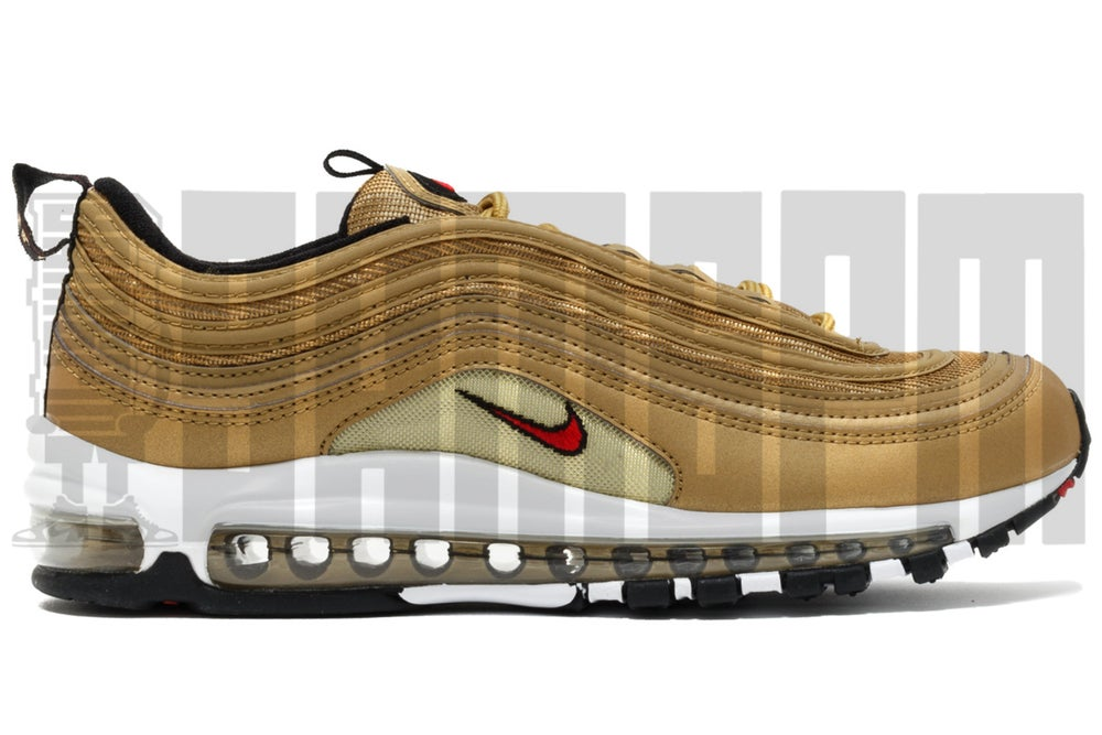 "Image of Nike AIR MAX 97 OG QS ""GOLD"""
