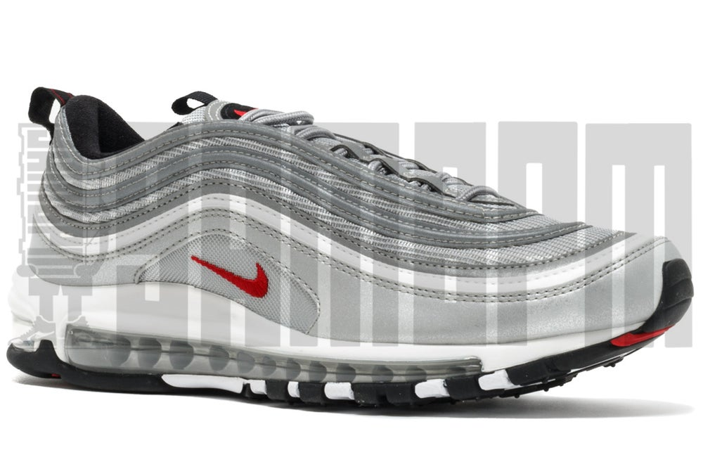"Image of Nike AIR MAX 97 OG QS ""SILVER BULLET"""
