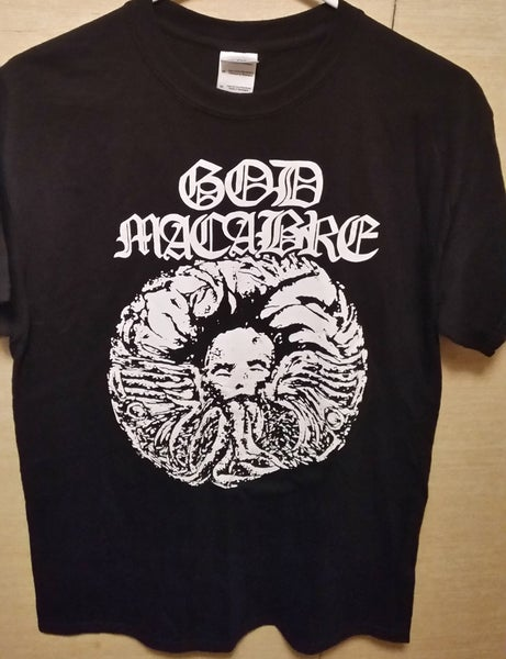"Image of GOD MACABRE ""Into Nowhere"" T-SHIRT"