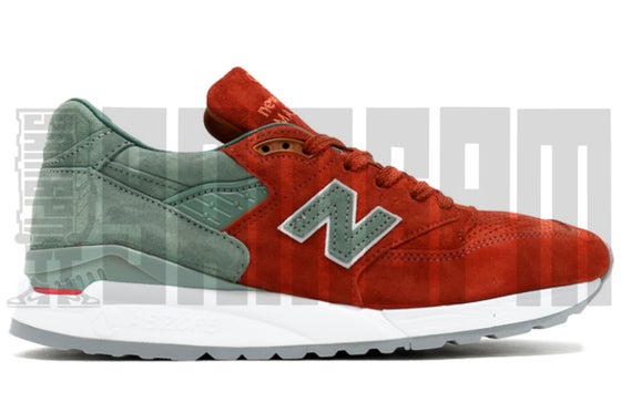 "Image of New Balance 998 CONCEPTS ""BOSTON"""