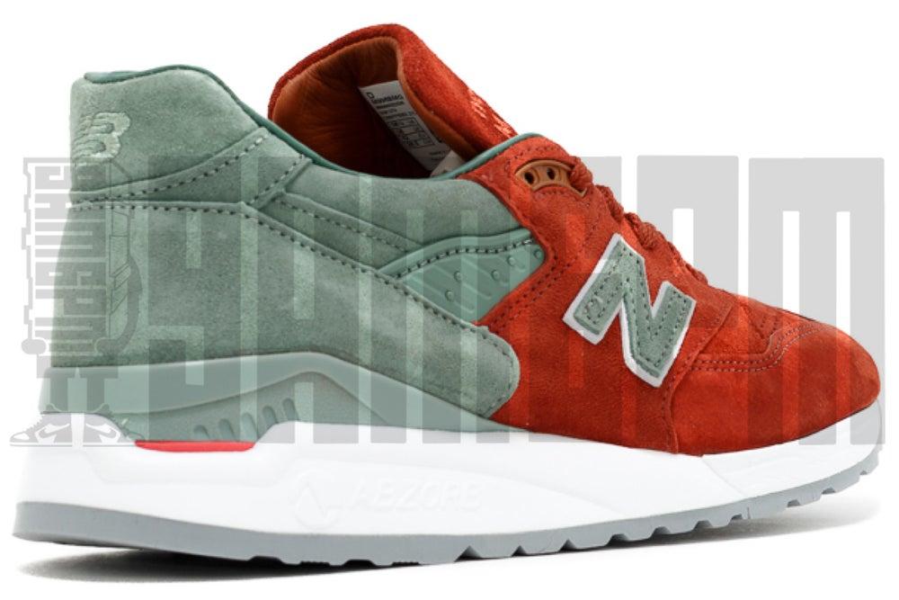 "Image of New Balance 998 CONCEPTS ""BOSTON"""