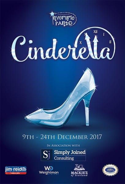 Image of Cinderella - Inverurie Panto 2018