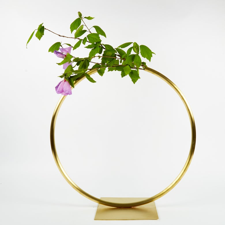 Image of Vase 491 - Almost a Circle Vase