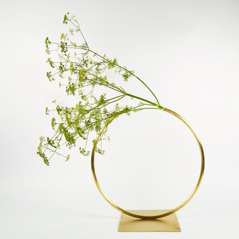 Image of Vase 492 - Almost a Circle Vase