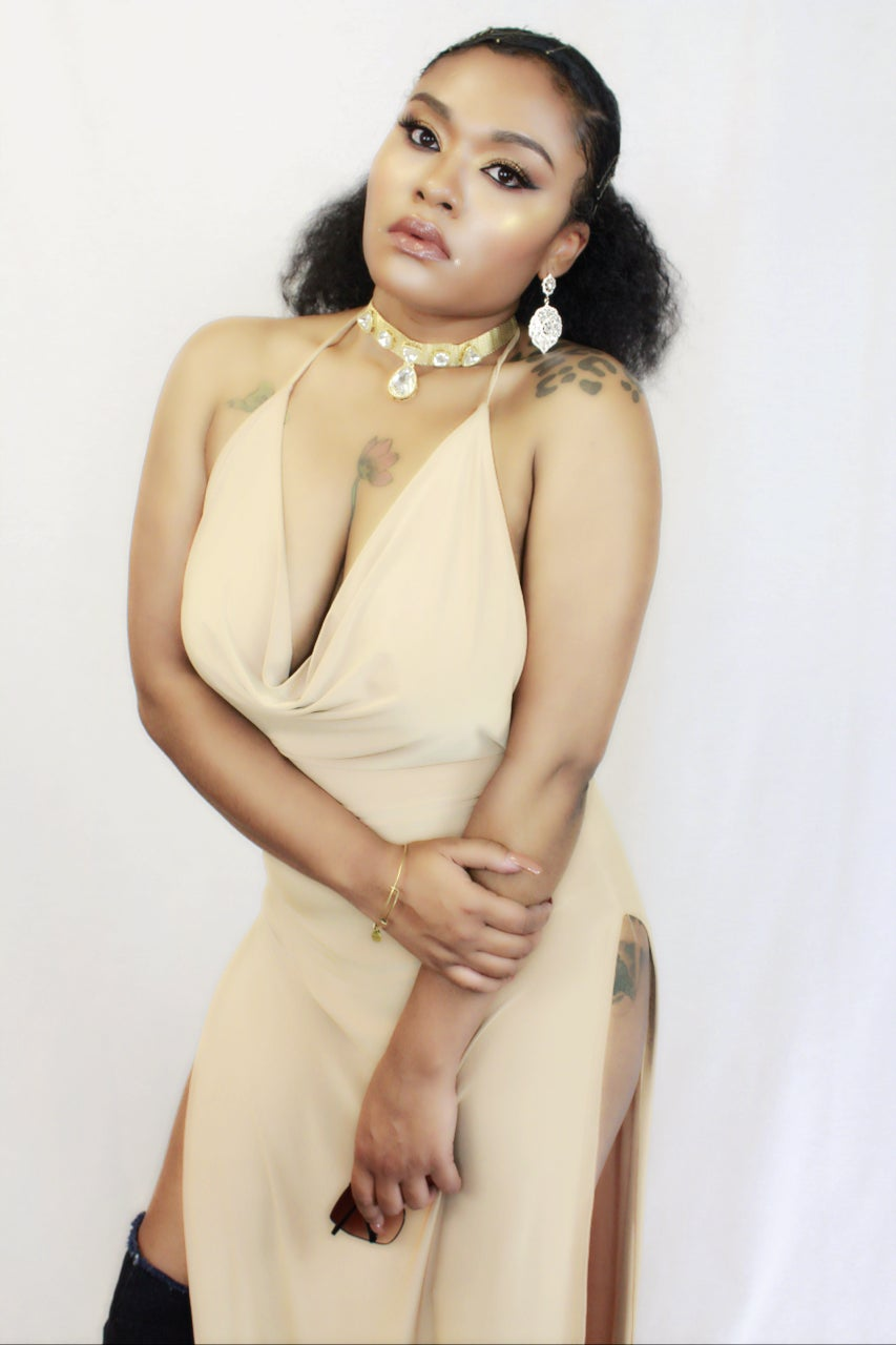 Image of Selen Dress