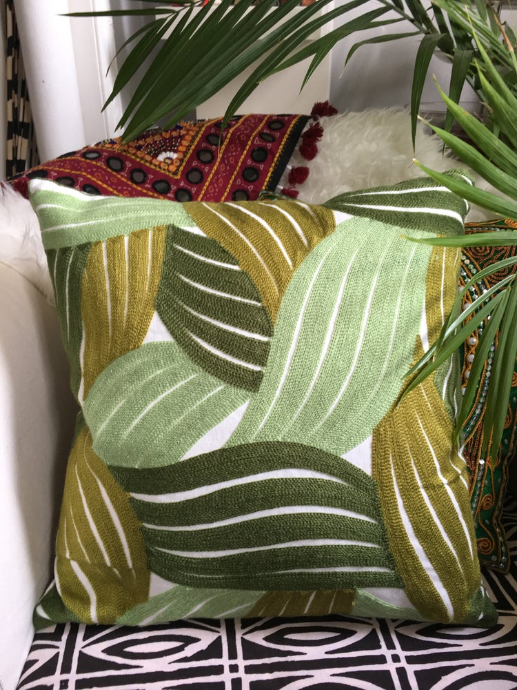 Image of •Ida• tropic pillow