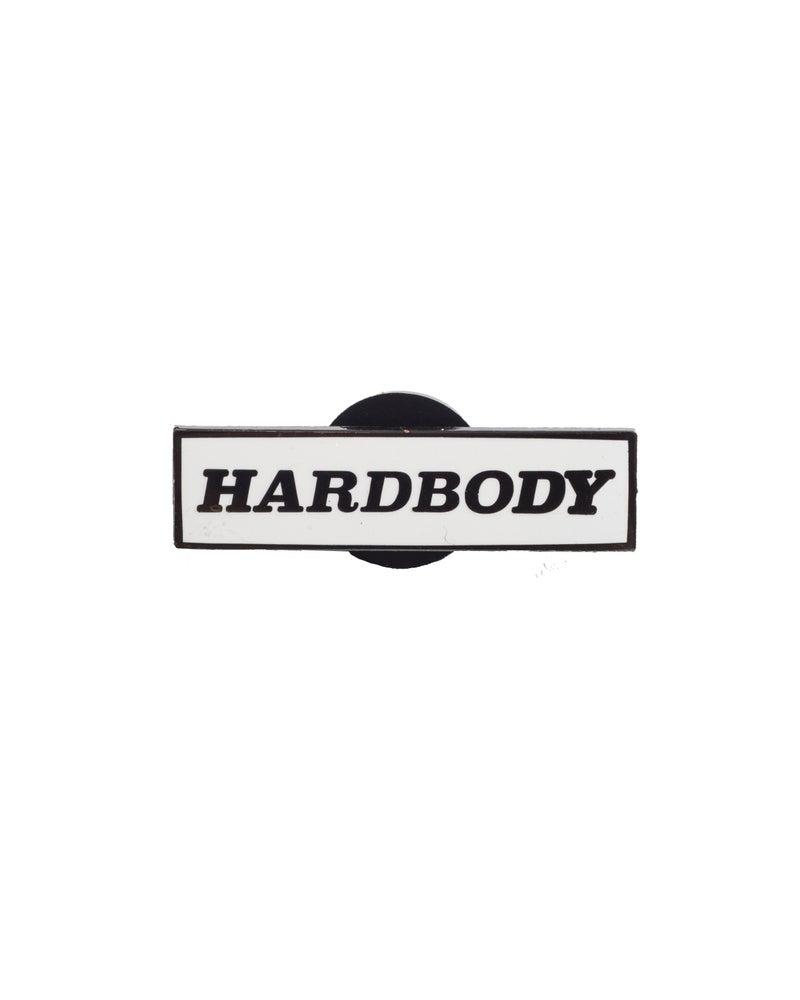 Image of HARDBODY LAPEL PIN