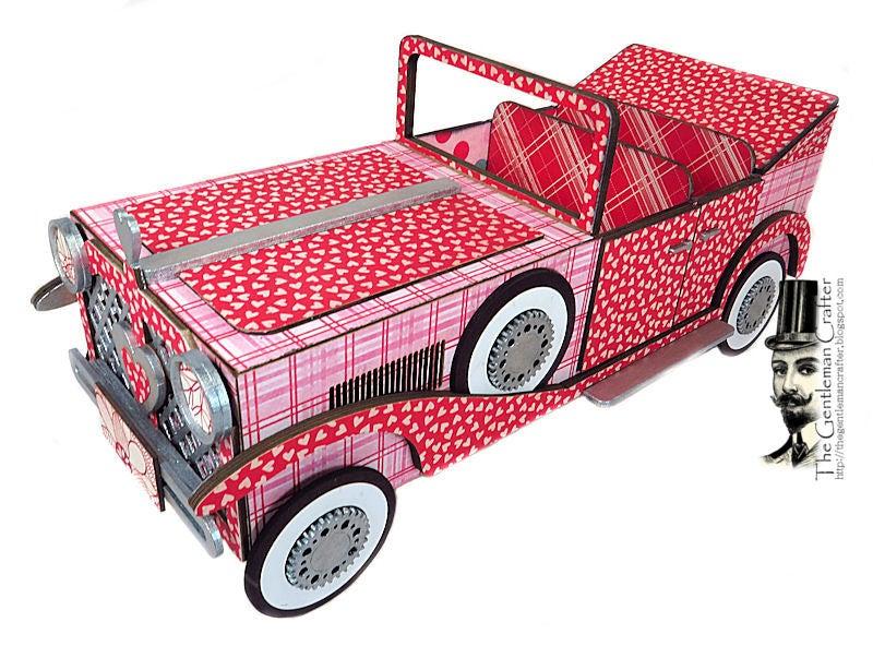 Image of The Sweet Sedan