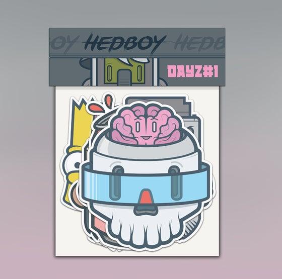 Image of DAYZ #1 Sticker pack!