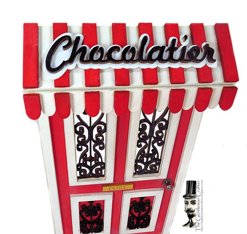Image of #114 Fairy Lane- Chocolatier's Door