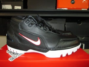 """Image of Air Zoom Generation """"Blk/Red"""""""