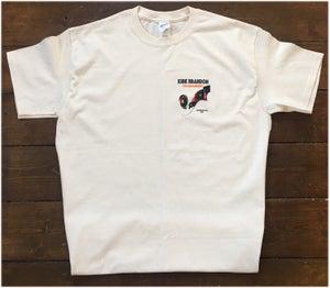 Image of KIRK BRANDON aKoustiK 2017 UK Tour T-Shirt in Beige
