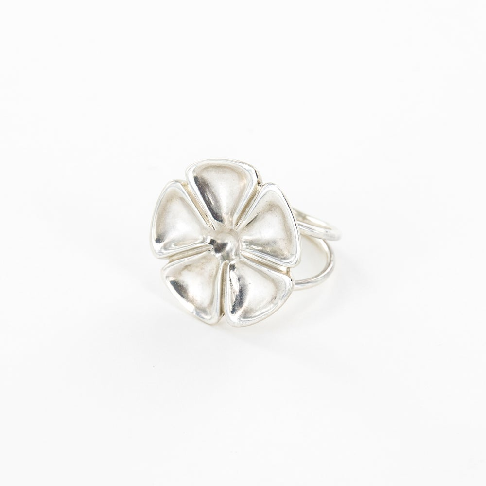 Image of Bague Sakura GM - Collection Garden Party