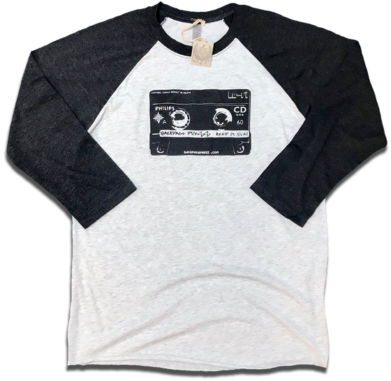 Image of Keep it Real raglan