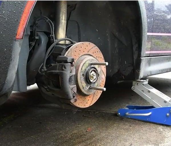 Image of Wheel Hanger - R53 M12x1.5