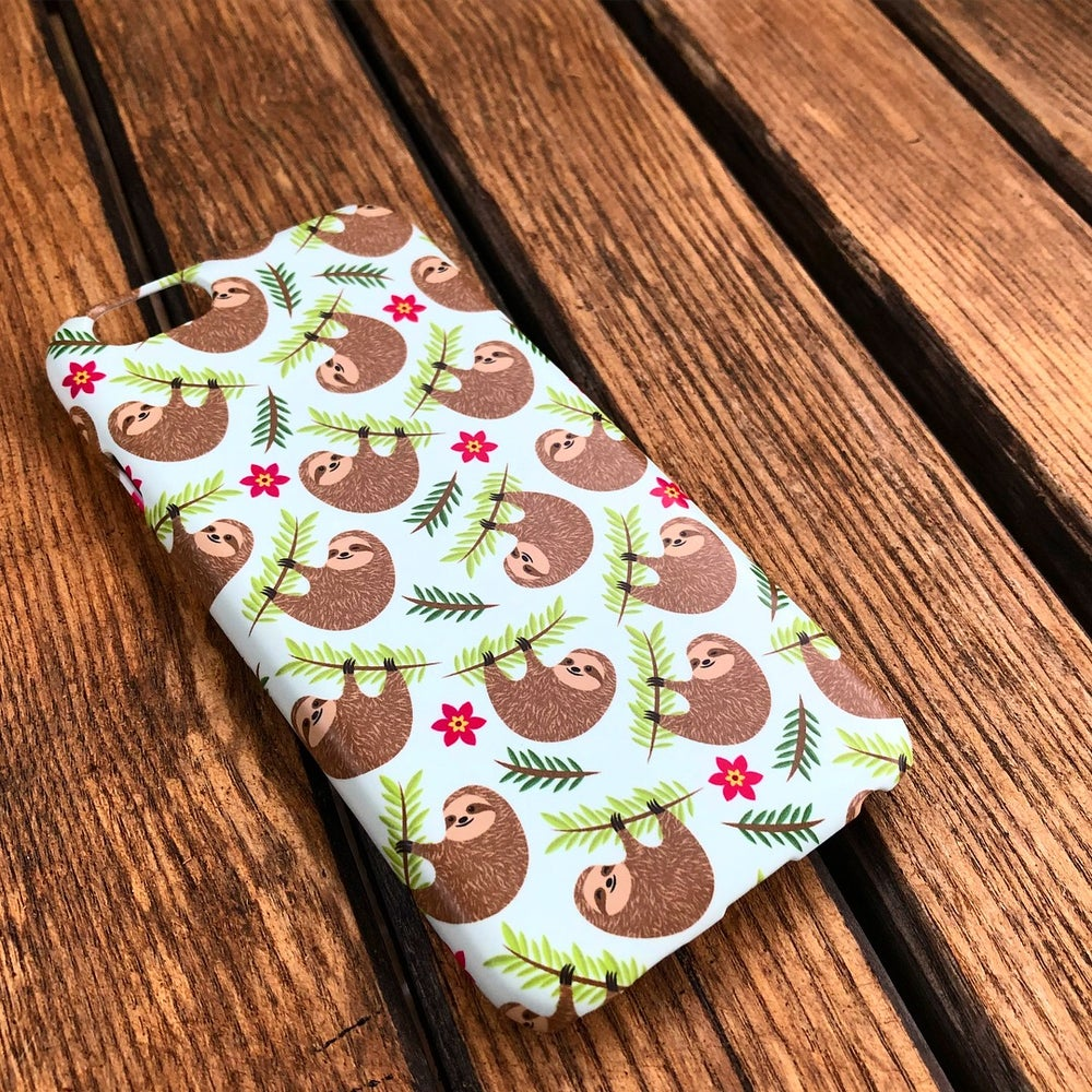 Image of Tropical Sloth Case *NEW*